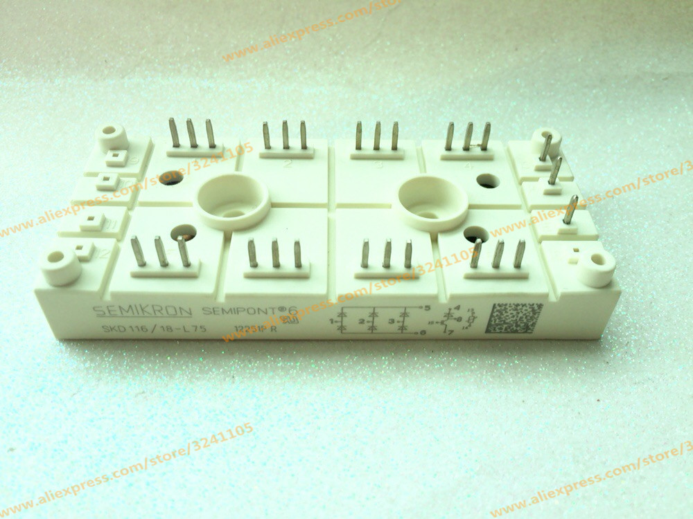 Free shipping NEW SKD116/18-L75 MODULE free shipping new vbo130 18no7 vbo130 18n07 module