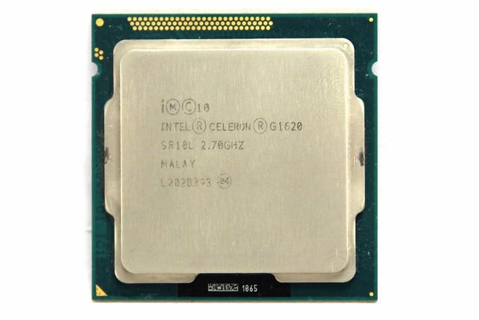 все цены на  Celeron G1620 Dual Core 2.70GHz Cache 2MB Socket LGA 1155 CPU  онлайн