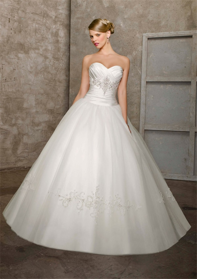 new simple ivory white affordable classic off shoulder crystals big train wedding dress princess 2017 new