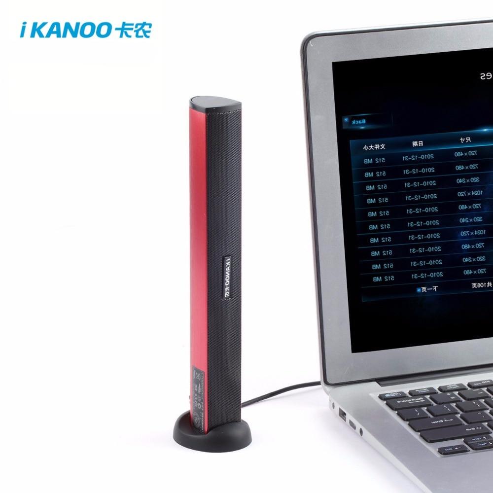 IKANOO N12 USB Laptop Portable stereo Sps