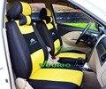 Veeleo (frente + Traseira) Universal Car-Cobre Para CITROEN C C3 C4 Picasso Elysee C4l Citroen C5 Citroen C4l Tampas Do Carro de Material 3D