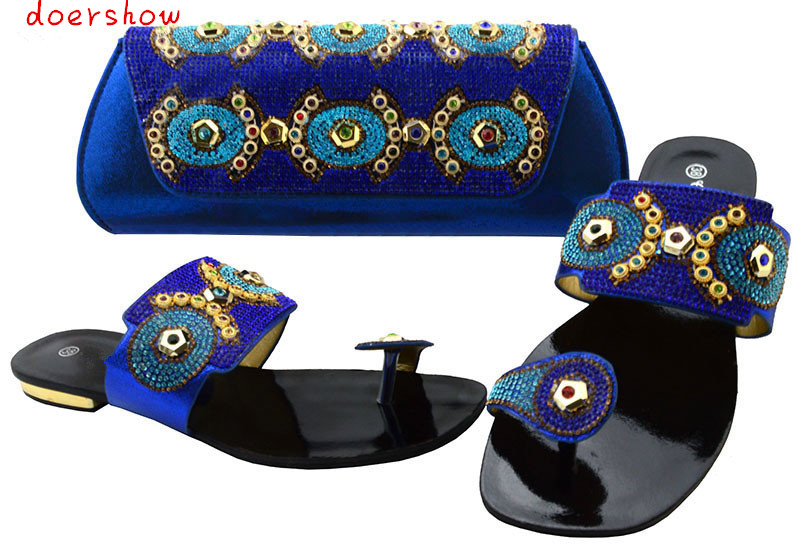 doershow Coming African Sandals Italian Shoes and Bags To Match Shoes with Bag Set Italian Matching Shoes and Bags Set BCH1-30 кулер для процессора titan ttc nc15tz ku rb socket 1366 1156 1155 775 am3 am2 am2 k8