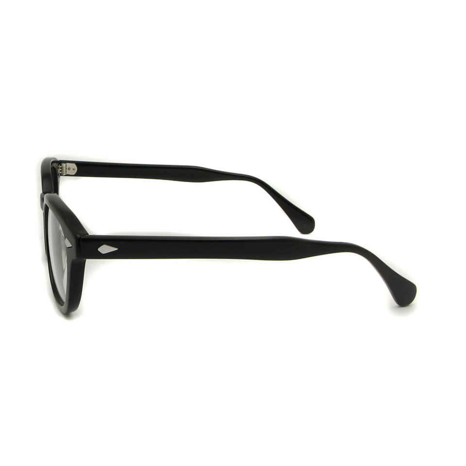 e5a09312c8 ... ESNBIE 47mm High Quality Johnny Depp Glass Eyewear Frames Men Vintage  Round Frame Glasses Mens Retro ...
