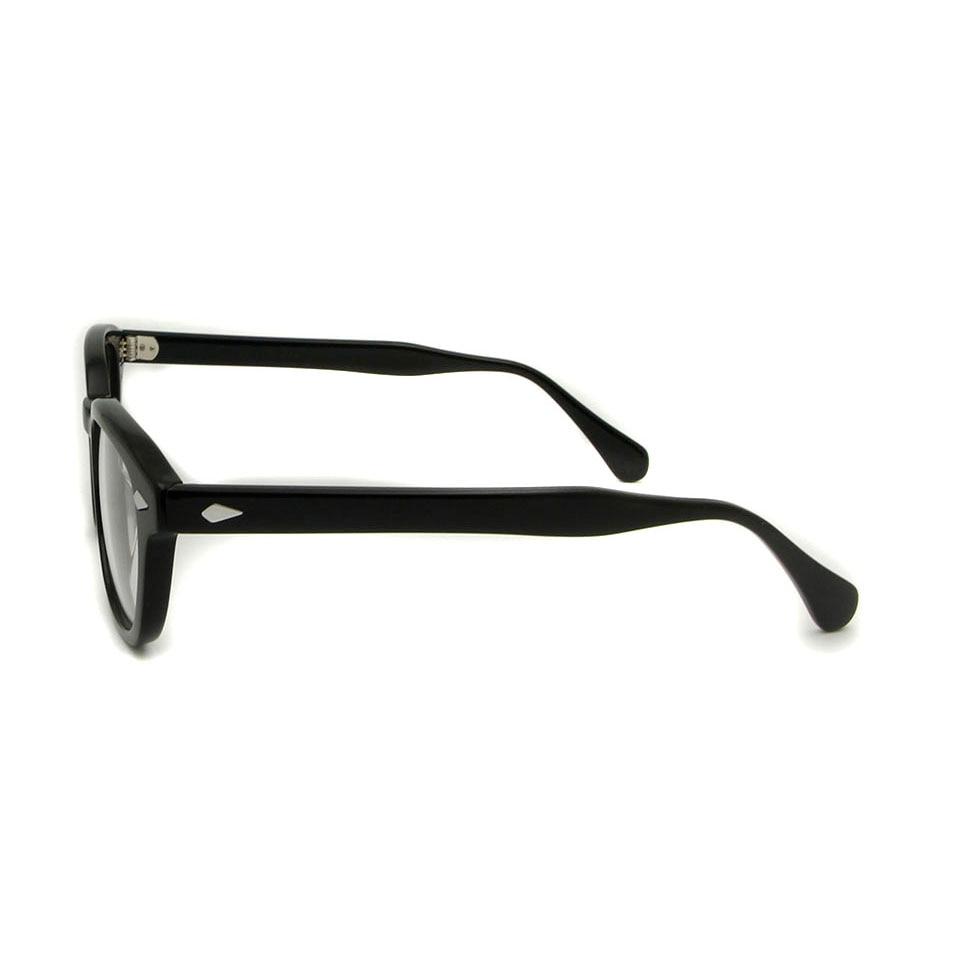 ESNBIE 47mm Hohe Qualität Johnny Depp Glas Brillen Frames Männer ...