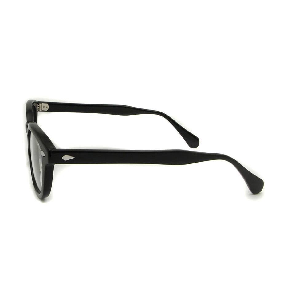 Esnbie 47mm alta calidad Johnny Depp vidrio Monturas de gafas ...