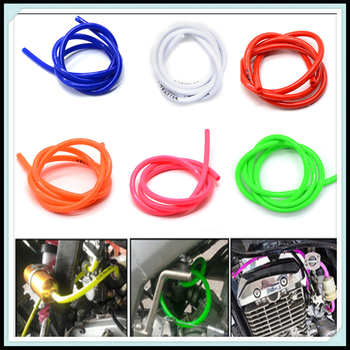 Motorcycle accessories Fuel Gas Oil Tube Hose Line Rubber Petrol Pipe for BMW K1600 GT GTL R1200GS R1200GS ADVENTURE R1200R image