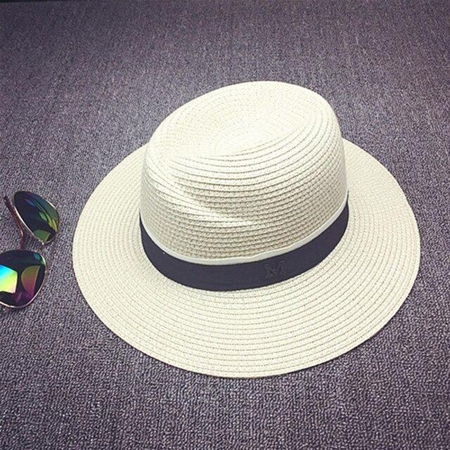 New Maison Michel straw hat woman fedora high quality fashion women straw  hats free shipping fedoras summer straw hats 95d9a6cdc0f