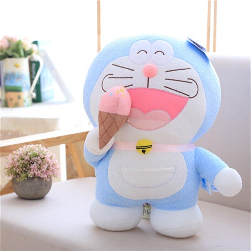 7/9/12 Cartoon Love/Envelope/Doughnut/Ice Cream Doraemon Doll Plush Toys Stuffed Animals Kids Toys for Childrens Gift