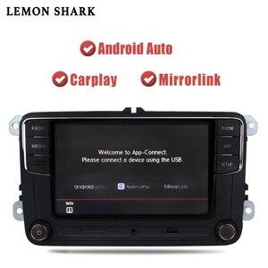Image 3 - RCD330 Plus RCD330G Carplay R340G Android Auto Car Radio RCD 330G 6RF 035 187E For VW Golf 5 6 Jetta MK6 CC Tiguan Passat Polo