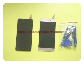 Wyieno For BQS 5058 Digitizer Panel Replacement Parts For BQ 5058 Touch + LCD Display Screen Full Complete Assembly + tracking фото