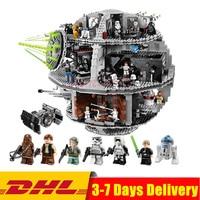 Lepin 05035 Star Set Wars Death Star 3804pcs Building Block Bricks Toys Kits Compatible Legoings 10188 Children Educational Toys