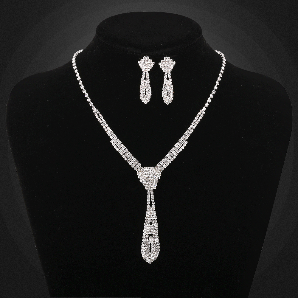 Online Buy Wholesale simple bridal jewelry sets from China simple