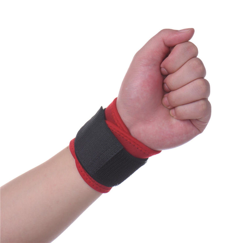 Minanser Cotton Elastic Bandage Hand Sports Arm Bands Safety Wristband Gym Support Wrist Brace Wrap Carpal Tunnel Wrestle Men's Arm Warmers Apparel Accessories