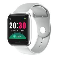 Newest Sport Smart Bracelet Men Watch Women Fitness Tracker Wristband Heart Rate Monitor Blood Pressure Smartwatch