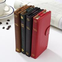 4Color Cool Book Cases For I6 4 7 With Wallet Card Cover For Iphone 6 4