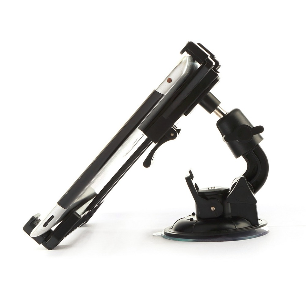 360 Rotating Car Back Seat Headrest Mount Bracket Holder Stand Bracket Kit for for iPod iPad GPS 7 to11 inch Tablet PC