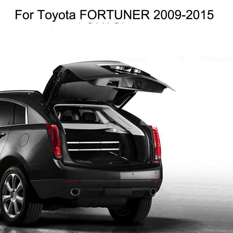 Auto Électrique Queue Porte pour Toyota FORTUNER 2009 2010 2011 2012 2013 2014 2015 télécommande Voiture hayon