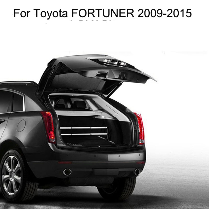 Auto Electric Tail Gate For Toyota FORTUNER 2009 2010 2011 2012 2013 2014 2015 Remote Control Car Tailgate Lift