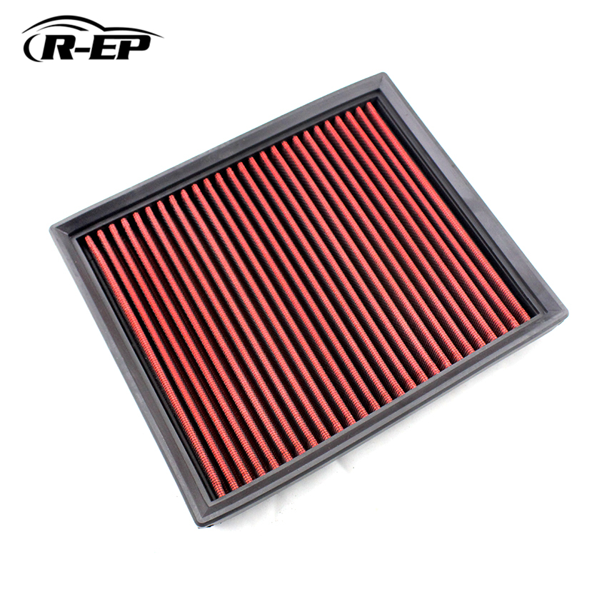 R EP Replacement Air Filter Can clean with water For VOLKSWAGEN VW 1996 2005 PASSAT 1
