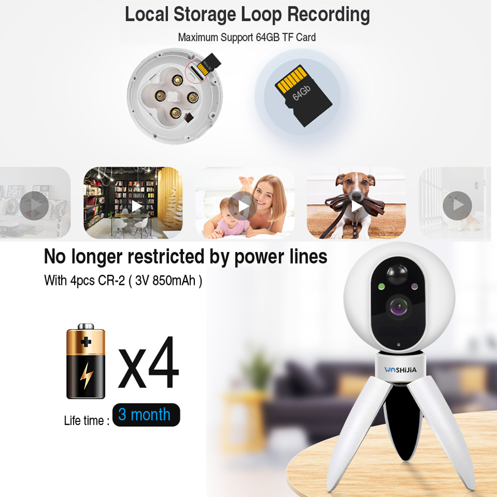 IMIEYE 1080P Full HD CCTV mini IP Wifi Wireless Security No plug Battery Camera Wi-fi Night Vision Fashion Baby Monitor Camera 1080p full hd mini pocket ip camera ir night vision alarm wifi camera sound and image synchronous phone app monitor wi fi camera