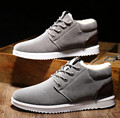 10..Men's shoes 2016 with thick snow boots warm winter men boots cashmere waterproof antiskid casual shoes men Outdoor work sho