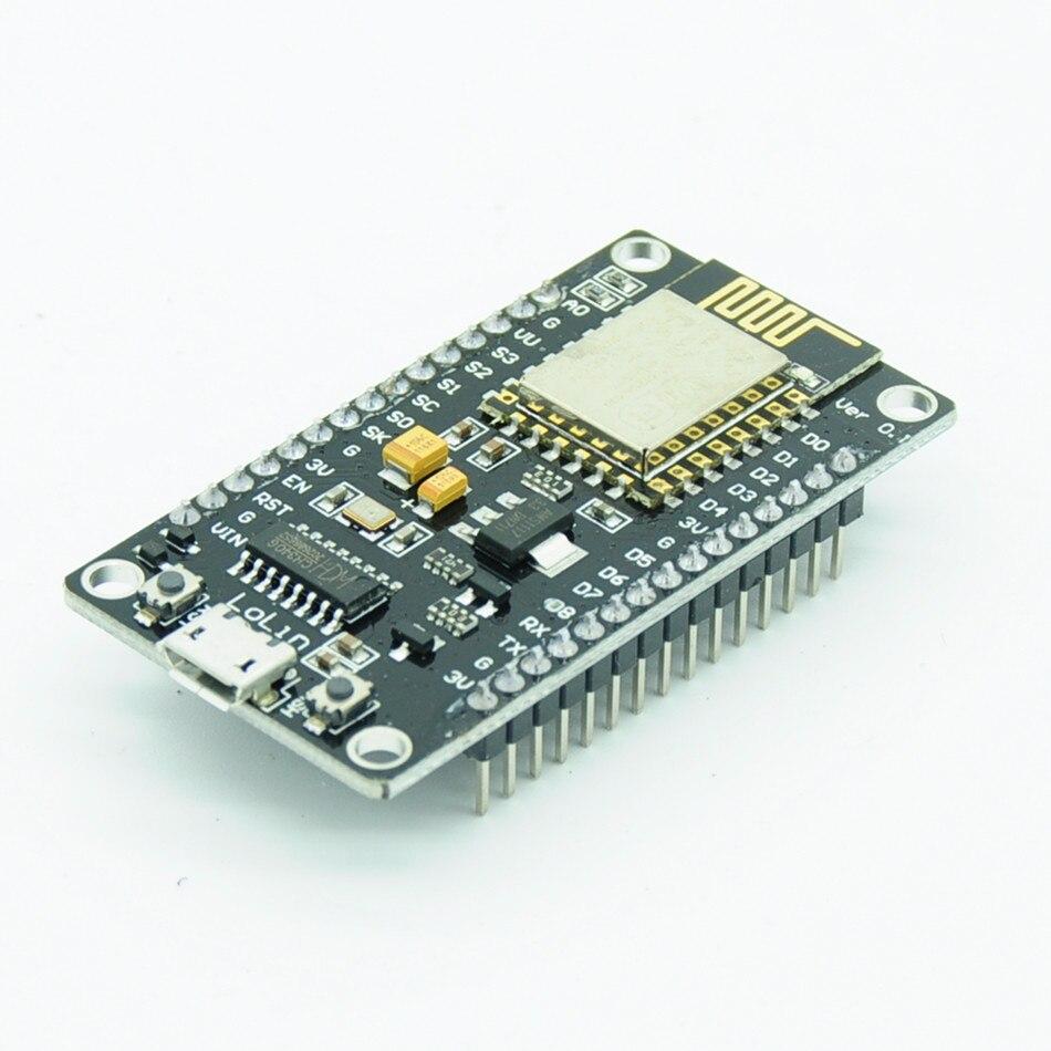 ESP8266 CH340G NodeMcu Lua V3 Wireless Module For Arduino ESP8266 Serial Port WiFi Interne