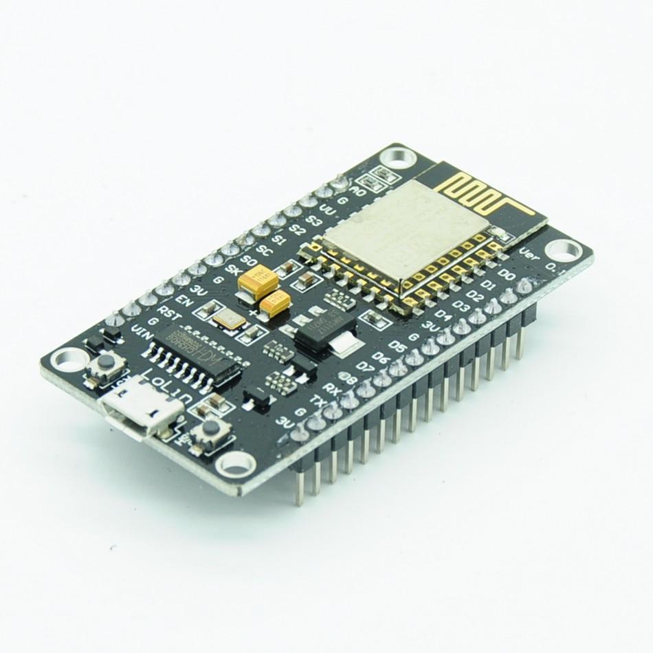 ESP8266 CH340G NodeMcu Lua V3 Wireless Module For Arduino ESP8266 Serial Port WiFi Internet Dev Kit Development Board Electronic