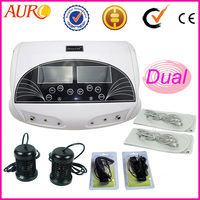 Best Service 100 Guarantee Au 05 Ionic Detox Foot Spa Equipment For Home Health Care With