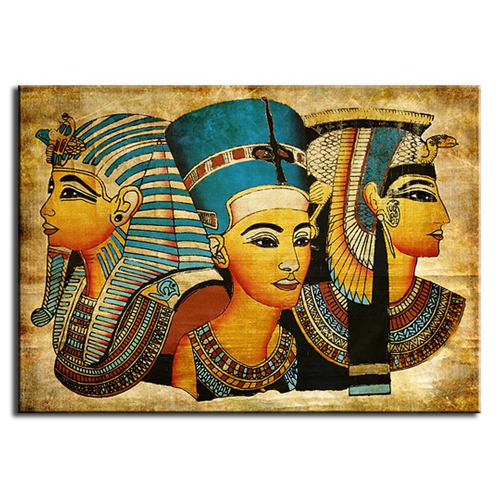 Modern egypt art reviews online shopping modern egypt for Mural egipcio