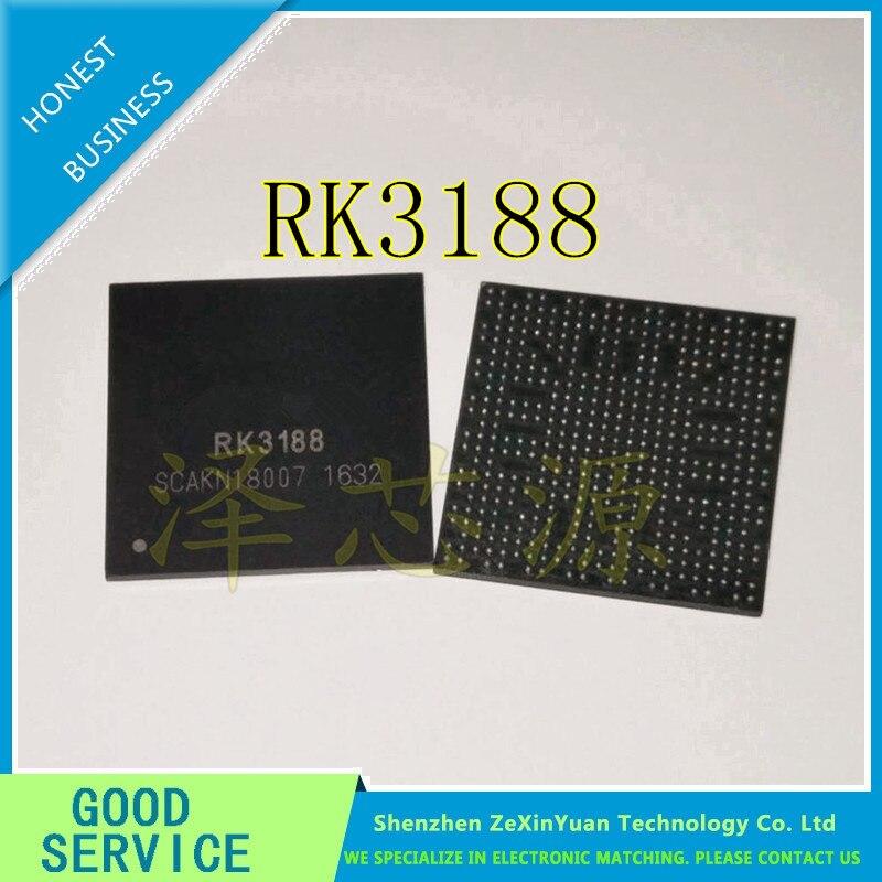 2PCS/LOT RK3188 3188 BGA Tablet PC master chip CPU 2pcs lot a3p060 fgg144 a3p060 bga