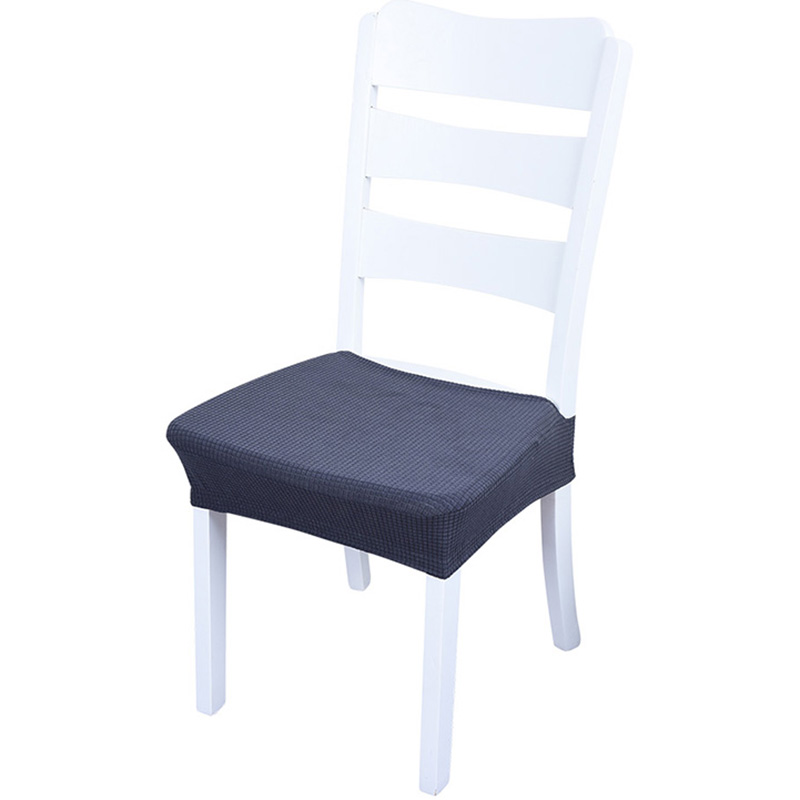 Waterproof Chair Cover Dining Seat Elastic Slipcover Kitchen Case Protector Universal Size