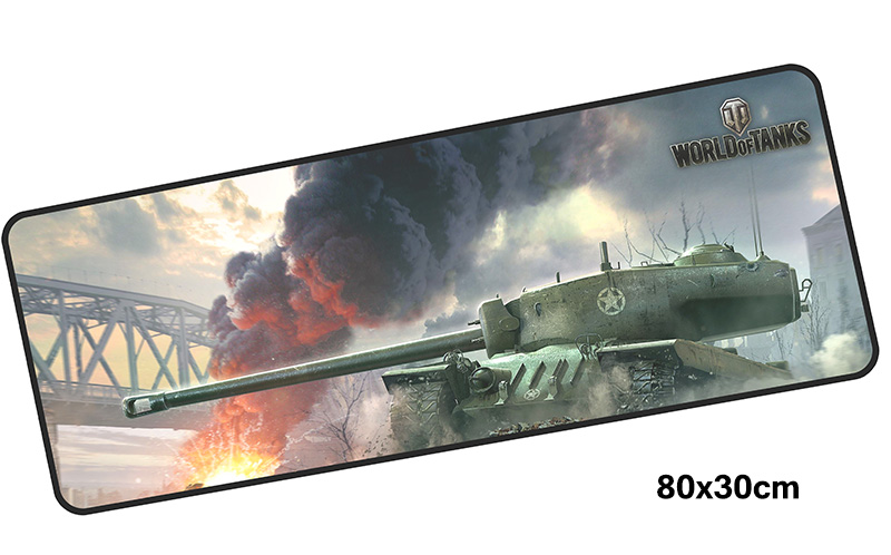 world of tanks mousepad gamer 800x300X3MM gaming mouse pad High quality notebook pc accessories laptop padmouse ergonomic mat
