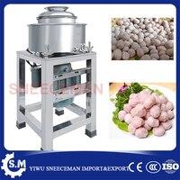 3 кг/время мясо мяч прокатки машина рыбы, мяса небольшие фрикадельки Maker