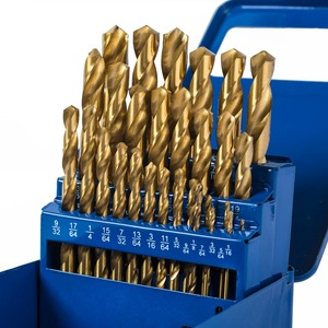 WORKPRO 29-Piece Titanium Dril