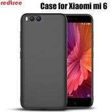 Xiaomi ми-6 Случай Роскошь Высокое Качество Мягкие TPU Полный Обложка Красочные конфеты Чехол для Xiaomi ми 6 Бесплатная Доставка Противоударный Xiomi 5.15″