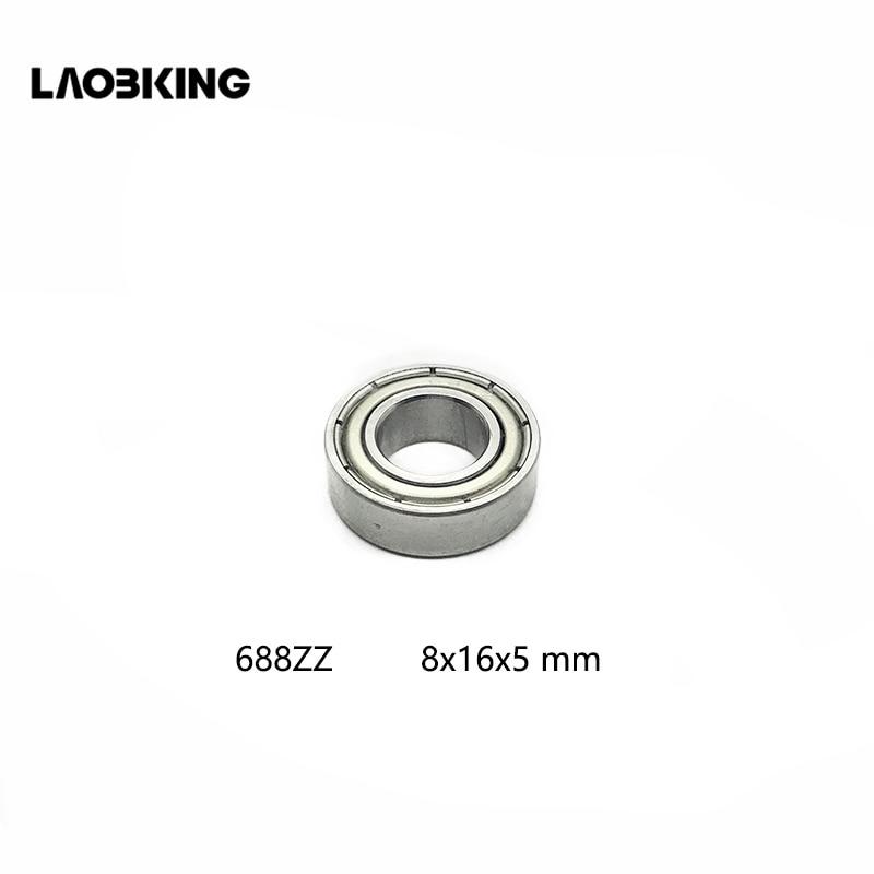 4 PCS Plastic Nylon POM Ball Bearing Bearings 7*19*6 7x19x6 mm 607