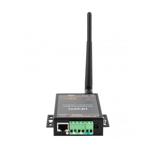 Serial Server RS232/RS422/RS485 To Wi-Fi/ Ethernet