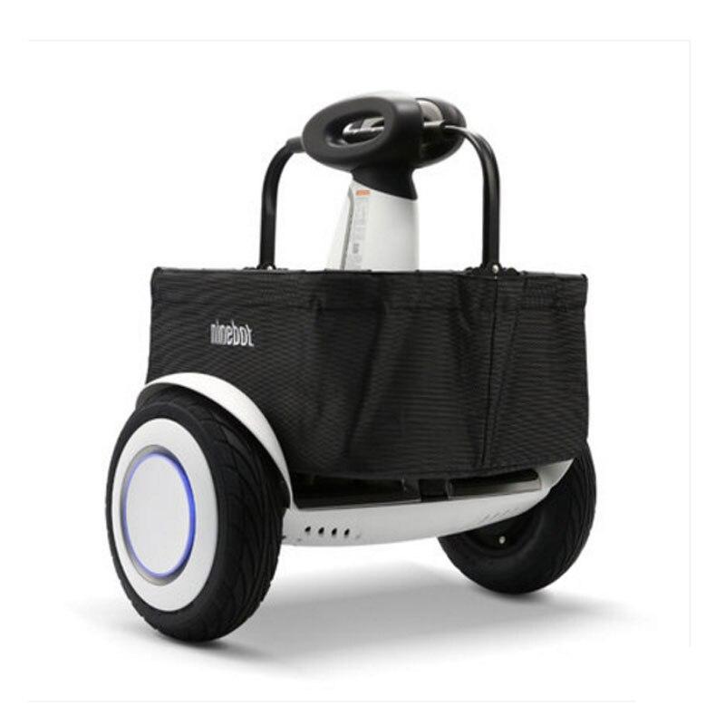 все цены на Xiaomi Ninebot Mini Plus Scooter Folding Carrying Bag Baskets For Shopping онлайн