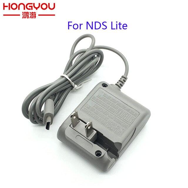 20 pièces tout nouveau 220V AC alimentation chargeur adaptateur pour Nintendo DS NDS Lite NDSL portable Console de jeu pièce de rechange