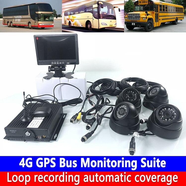 kit de monitoramento de ônibus veículo de