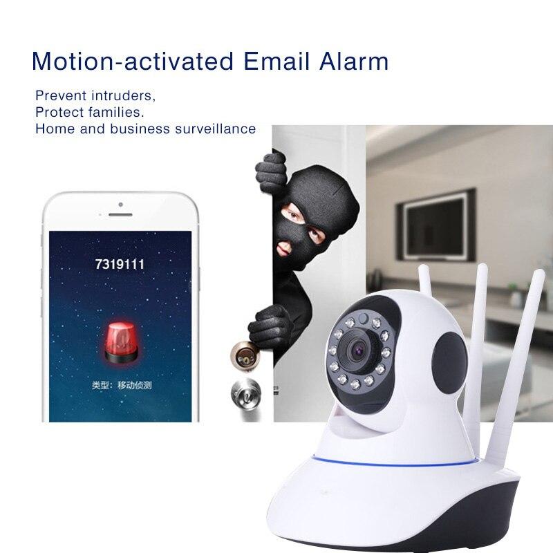 Video Surveillance IP Camera Wireless P2P wi-fi hd 1080P mini Home Security CCTV Camera wifi Baby Monitor Babyphone IP Cam IR