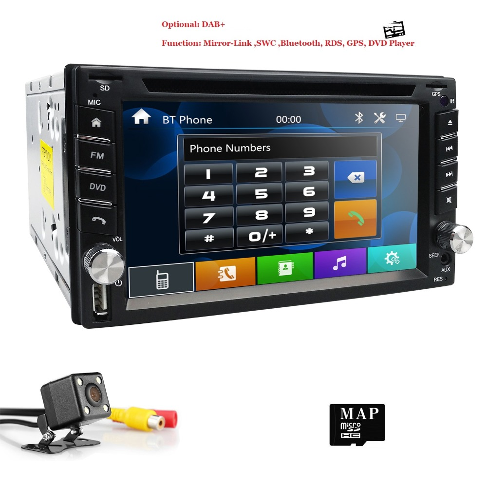 Bluavido 8 4G Android GPS Navigation ADAS Full HD 1080P Car DVR Camera WiFi remote Monitor