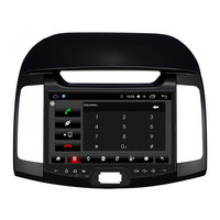 For Hyundai Elantra 2012 10 1 Inch All Touch Button Android 6 0 1 OS Quad