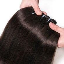 Human Hair Extension Remy Hair Bundles