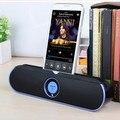 Original iKANOO i806 NFC Altavoz Bluetooth Inalámbrico Bluetooth Audio Música DJ Etapa Altavoces subwoofer Teléfono titular de teléfono pad