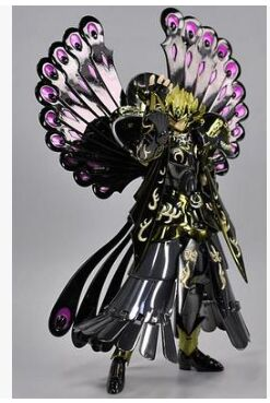 Model Hypnos God Of Sleep Governs Action Figure toy metal armor - buy at the price of $53.55 in aliexpress.com | imall.com