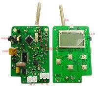 Receptor de interfono inalámbrico de alta sensibilidad de banda dual UHF/VHF 406-470 Mhz 146-174 Mhz receptor de interfono