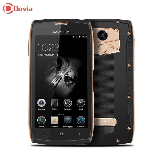 Blackview BV7000 Pro 4G Smartphone 5.0 inch Android 6.0 MTK6750 Octa Core 4GB RAM 64GB ROM IP68 Waterproof 8.0MP + 13.0MP Phone