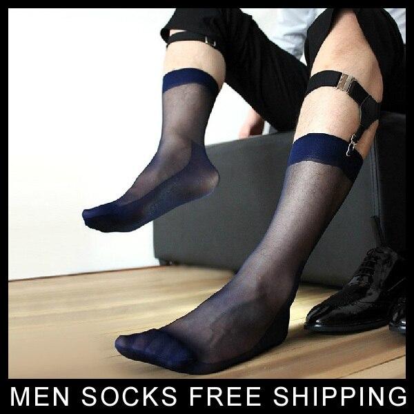 Popular Mens Sheer Socks-Buy Cheap Mens Sheer Socks lots from ...