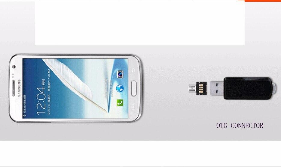 DM Andrews mobile USB OTG adapter ordinary USB to Micro USB Mini U disk artifact